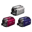 [SDR-H80] 光学70倍ズーム/おまかせiA/SDカードスロットなどを備えたデジタルビデオカメラ(60GB HDD)。価格はオープン