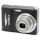 [YASHICA EZ F925] 光学3倍ズームレンズや2.4型液晶モニターを搭載したデジタルカメラ(912万画素)。市場想定価格は9,980円(税込)