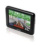 [NVG-M1] 最先端モバイルUIユーザーインターフェースを採用した薄型ポータブルナビ。直販価格は23,800円(税込)
