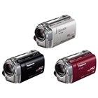 [HDC-TM30] 32GBのフラッシュメモリー/新光学式手ブレ補正機能/光学16倍ズームなどを備えたデジタルハイビジョンビデオカメラ。価格はオープン