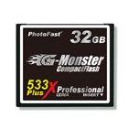 [GM-533CF32SL] リ−ド最大毎秒80MB/ライト最大毎秒80MBのデータ転送速度を実現したコンパクトフラッシュ(32GB)。価格はオープン