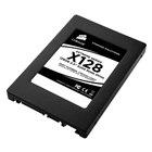 [CMFSSD-128D1] MLCタイプのフラッシュメモリーを採用した2.5インチSATA SSD(128GB)。市場想定価格は50,000円前後