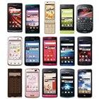 ドコモ スマートフォン 2011−2012冬春モデル