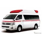 """トヨタ救急車 """"ハイメディック"""" 2WD (ホワイト) 〈オプション装着車〉"""