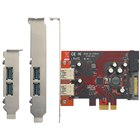 USB3.0R-P2H2-PCIE