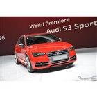 新型 アウディ S3 スポーツバック (ジュネーブモーターショー13)