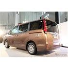 【トヨタ ノア&ヴォクシー 新型発売】サイドのベルトラインには複数の意味がある
