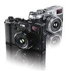 FUJIFILM X100S ブラック リミテッドエディションとシルバーモデル
