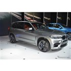 BMW X5 M(ロサンゼルスモーターショー14)