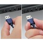 両面USBケーブル
