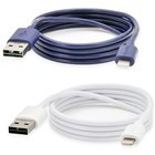 Dual Side USB cable/LIT/1M