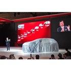 プレスカンファレンスの冒頭、三菱の相川哲郎社長は、同社のSUVおよびEV開発の歴史を紹介した。