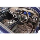 「BMWアルピナB7ビターボ リムジン ロング」のインテリア。