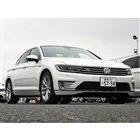 VW パサートGTE(千葉・袖ヶ浦フォレストレースウェイ、6月7日)
