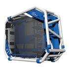 D-FRAME 2.0 ホワイト/ブルー
