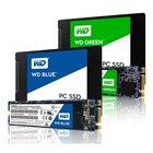 WD Blue SSDとWD Green SSD