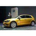 VW ゴルフ 改良新型 発表会