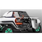 【東京モーターショー2017】スズキが電動SUVのコンセプトモデルを発表