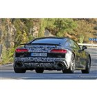 アウディ R8 GT スクープ写真