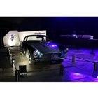 会場には1957年にデビューした名車「マセラティ3500GT」も展示されていた。