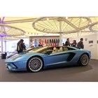 標準仕様の「アヴェンタドールSロードスター」。車両価格は4996万9107円。
