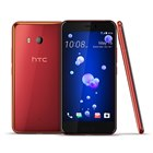「HTC U11」ソーラーレッド