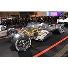 トヨタGAZOOレーシング GRスーパースポーツ テストカー