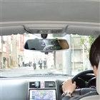 ミラー型360度全方位ドライブレコーダー リアカメラ付き