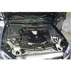「E400 4MATICカブリオレ スポーツ」に搭載される3リッターV6ツインターボエンジン。...