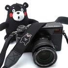 くまモンカメラストラップ Ver1(ミラーレス用)