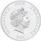 「スペースインベーダー誕生40周年記念コイン」