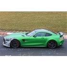 メルセデス AMG GT R 謎の新型車スクープ写真
