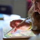 9.7型の新しい「iPad」(第6世代)※Apple Pencilは別売り