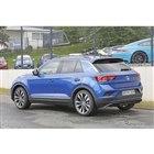VW T-Roc R スクープ写真(参考画像)