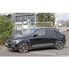 VW T-ROC R スクープ写真