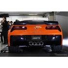 シボレー コルベットグランスポーツセブリングオレンジ65エディション