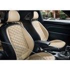 VW ザ ビートル エクスクルーシブ 専用ナパレザーシート(スポーツシート&ランバーサポート)