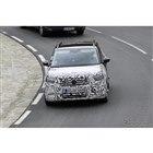 VW T-Cross(Tクロス)スクープ写真