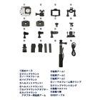 コンパクト防水 4K ULTRAHDカメラ TAC-20S4K
