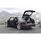 アウディ RS6アバント 次期型スクープ写真