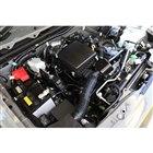 「ジムニーシエラ」に搭載される、新開発の1.5リッター直4 DOHCエンジン。