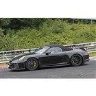 ポルシェ 911スピードスター 新型スクープ写真