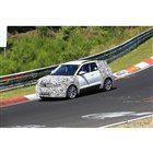VW T-クロス スクープ写真