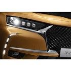 LEDを制御し走行状況に最適な配光を実現する「DSアクティブLEDビジョン」。