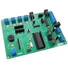 「Arduinoで楽しむ鉄道模型実験ボード」※イメージ