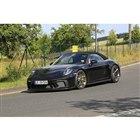 ポルシェ 911GT3 カブリオレ スクープ写真