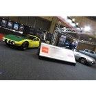 プレスカンファレンスは「トヨタ2000GT」と「パブリカスポーツ」という、2台のスポーツカーの...