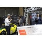 プレスカンファレンスの最後には、自動車ライターの山口京一氏も登場。トヨタが製作した初のレーシン...