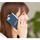 iPhone 8/7/6s/6専用 PEANUTS/ピーナッツ/フリップ窓付きダイアリーケース