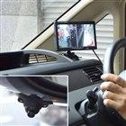 運転席から死角を確認、後付け7型モニター&カメラセットが17,800円で発売